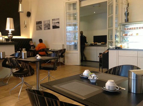 Hotel Polaris: Breakfast room