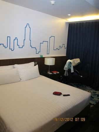 Galleria 10 Hotel Bangkok by Compass Hospitality: Room