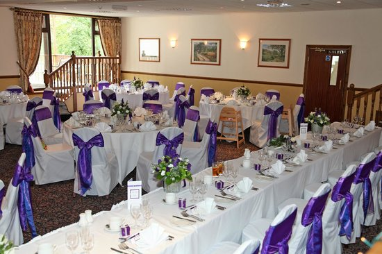 Best Western Plus Ullesthorpe Court Hotel & Golf Club: Wedding Breakfast