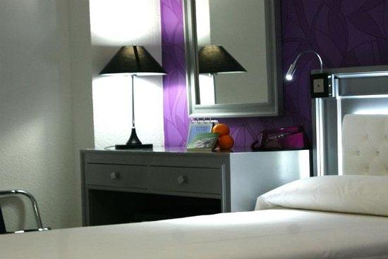 Hotel Molinos: Habitación estandar