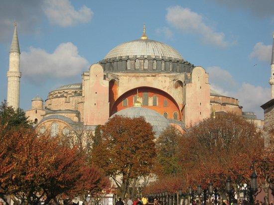 Hotel Empress Zoe: Hagia Sofia
