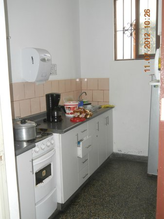 Enjoy Hostels: Cocina del Hostal