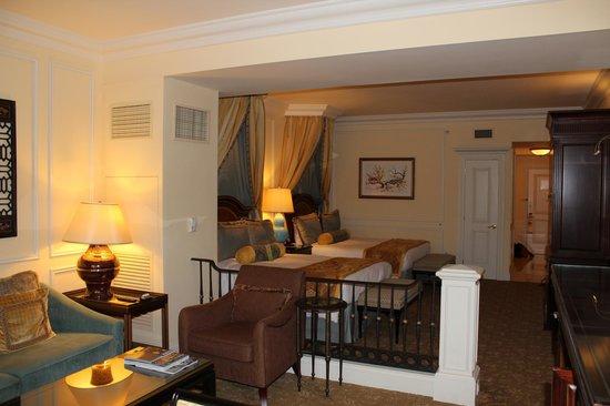 Venetian Hotel Bella Suite