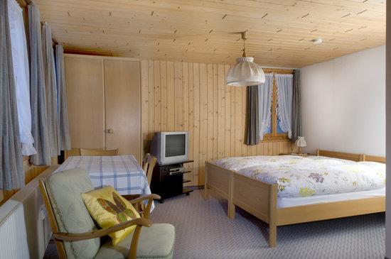 Gasthof zum Rössli Gondiswil : Doppelzimmer