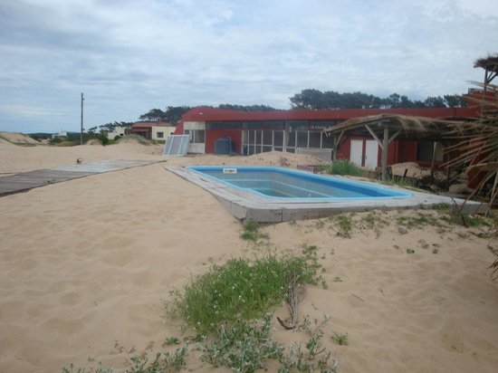 Tio Tom Beach: piscina