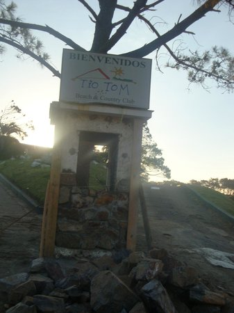 Tio Tom Beach: entrada