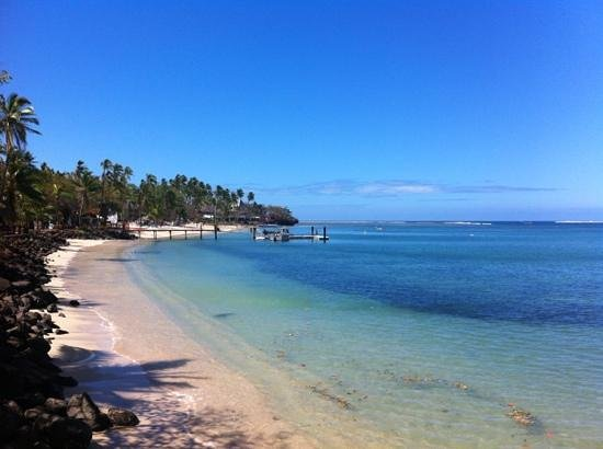Shangri-La's Fijian Resort & Spa: Shangri La Fijian beach