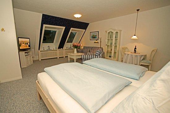 Zimmerbeispiel Inselhotel Arfsten