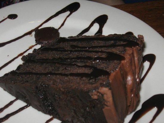 "Clawson's 1905 Restaurant : ""Death by Chocolate!"""