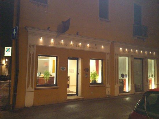 Hotel Due Mori: Entrance