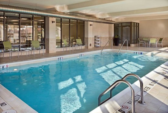 Hampton Inn & Suites Pittsburgh/Waterfront-West Homestead: Indoor Pool