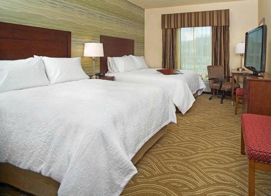 Hampton Inn & Suites Pittsburgh/Waterfront-West Homestead: 2 Queen Guestroom