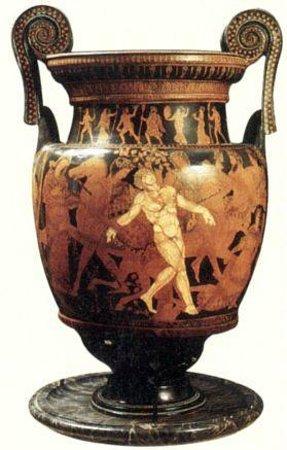Palazzo Jatta: vaso di Talos