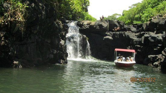 Mauritius Attractions Day Tours: cascada