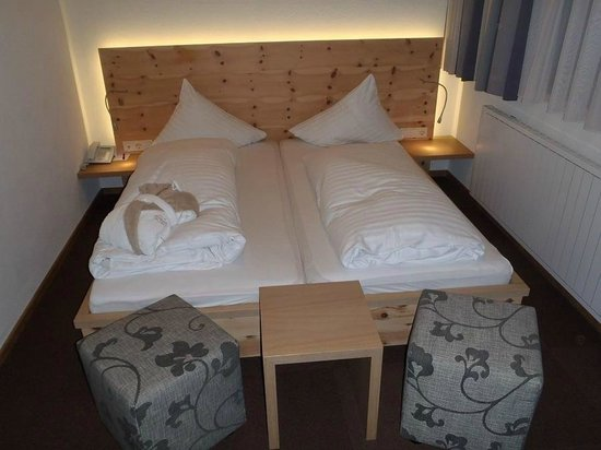 Olymp Hotel: Chambre Single