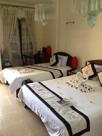 Hai Au Boutique hotel and spa: room at hai Au