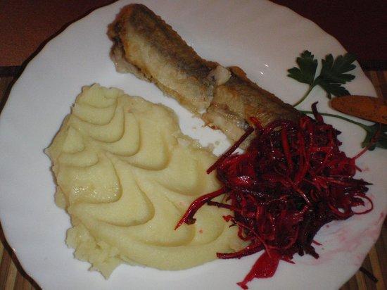Seligerskoye Zaplavye: рыбка