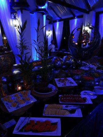 Cafe Del Sol Italian & Thai Restaurant : Buffet