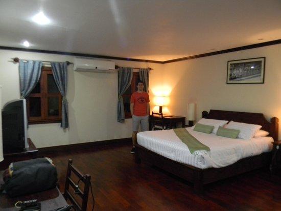 Luang Prabang Residence : Muchos metros!