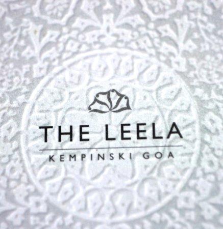 The Leela Goa: -