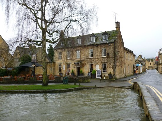 Old Manse Hotel Picture Of Old Manse Hotel Bourton On