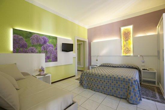 Hotel Pesce d'Oro: camera