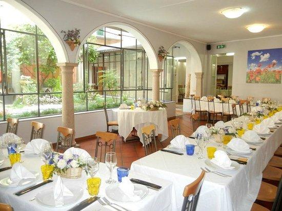 Hotel Pesce d'Oro: ristorante