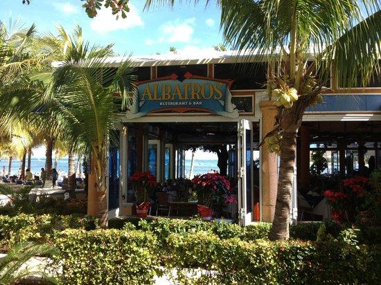 Occidental Costa Cancun: restaurant buffet