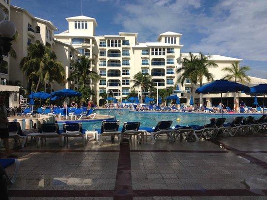 Occidental Costa Cancun: la Piscine