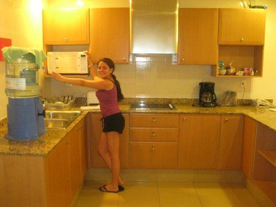 Riviera Maya Suites: Cocina