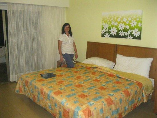 Riviera Maya Suites: Habitación principal