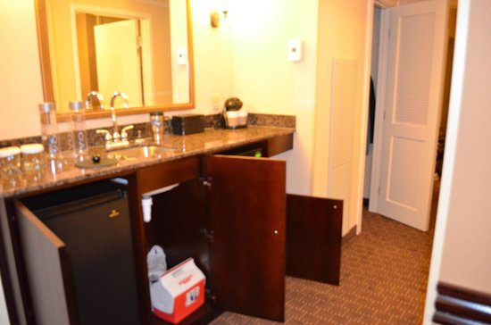 Embassy Suites by Hilton Orlando Lake Buena Vista South: Wetbar Area