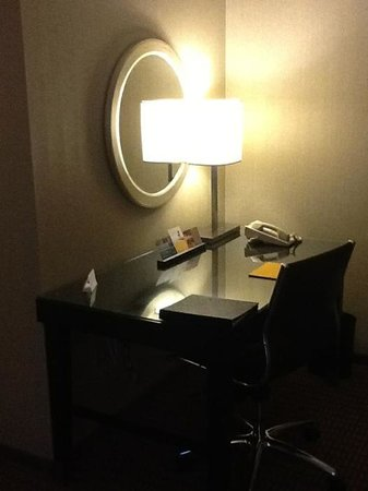 Hyatt Regency Deerfield: Business Desk