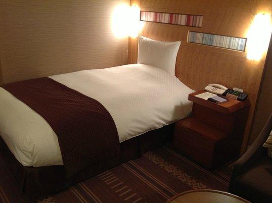 Hotel Okura Fukuoka: ベッド