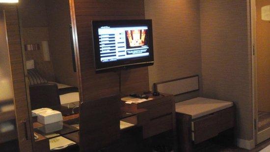 Hotel Okura Fukuoka: テーブル