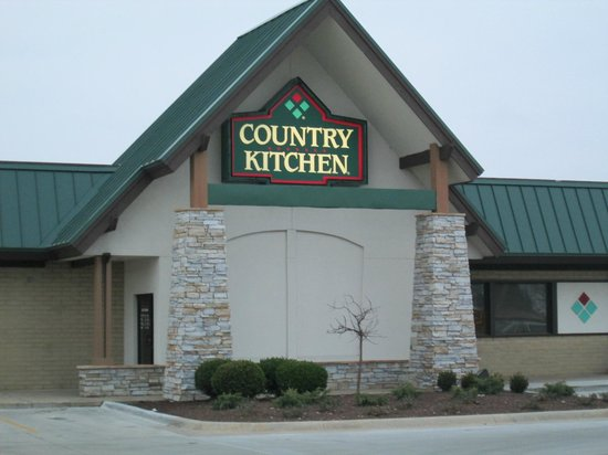 Country Kitchen: Easy access from 1-35