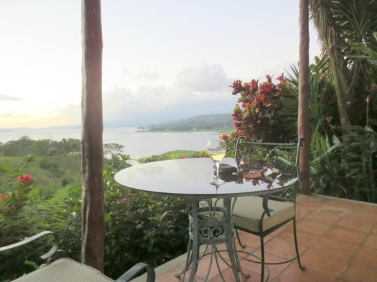 La Mansion Inn Arenal Hotel: The view from your private patio