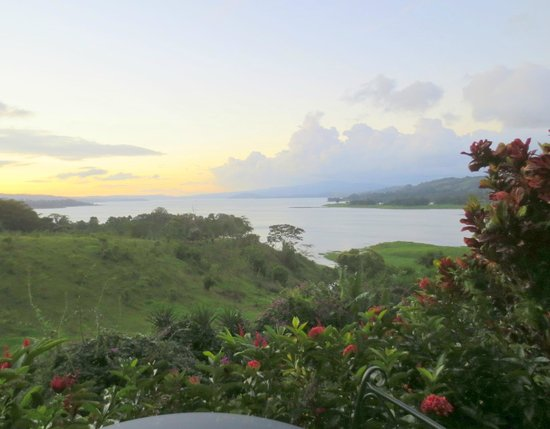 La Mansion Inn Arenal Hotel: The view from the room