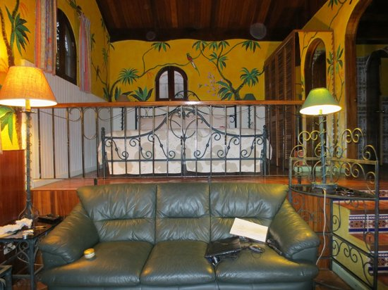 La Mansion Inn Arenal Hotel: Wonderful, private casita