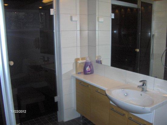Apartments Tahtitahko: Bathroom