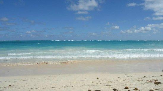 Punta Cana Princess All Suites Resort & Spa: Bavaro Beach at the PCP Resort