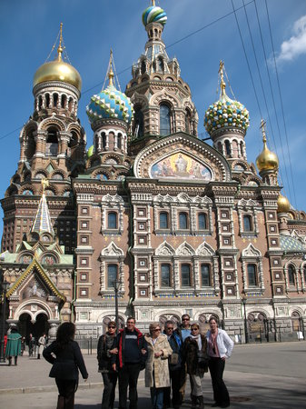 YOUR ST. PETERSBURG GUIDE