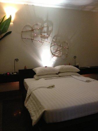โรงแรมโซชอน บูติค วิลล่า: Suite 1