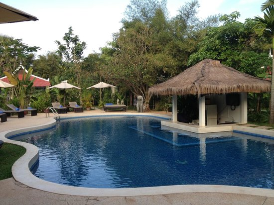 Sojourn Boutique Villas: Pool
