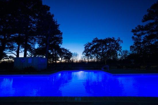 Lake Bastrop Lodge : Beautiful Sunset !
