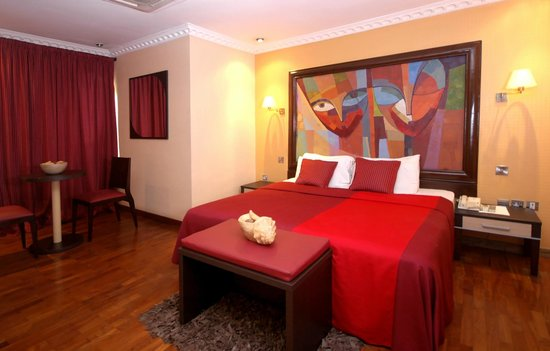 Planet One Hotel and Wellness: Our Regent Suites reign supreme, with our trademark African touch exciting global travel elite