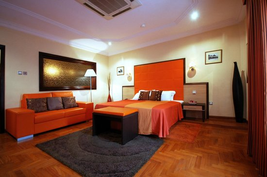 Planet One Hotel and Wellness: Royalty is what you are, living the exquisite luxury of our color themed Executive Suites.
