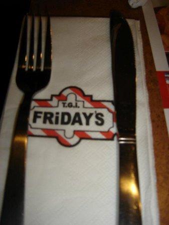 TGI Friday's: T.G.I. Friday's restaurant Amman-Jordan