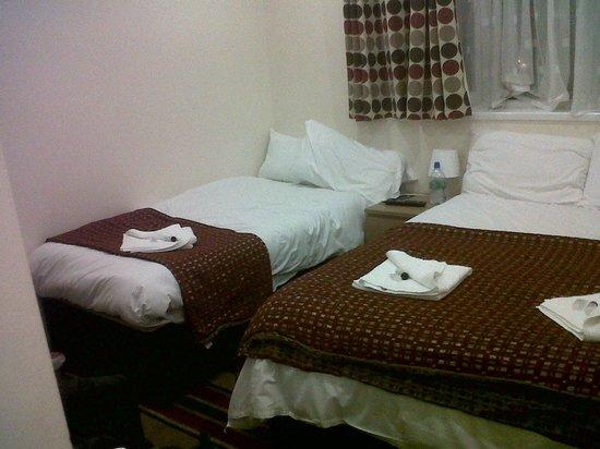 Golden Strand Hotel: letto singolo