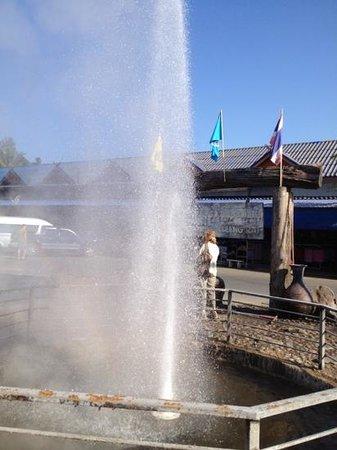 Pha Soet Hot Spring